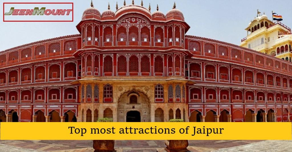 Main and Famous Attractions of Jaipur