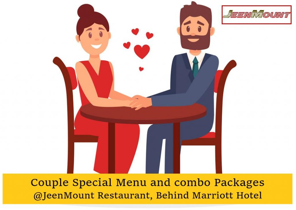 Couple Special Combo Packages - Start from 149 INR (Including Tax)