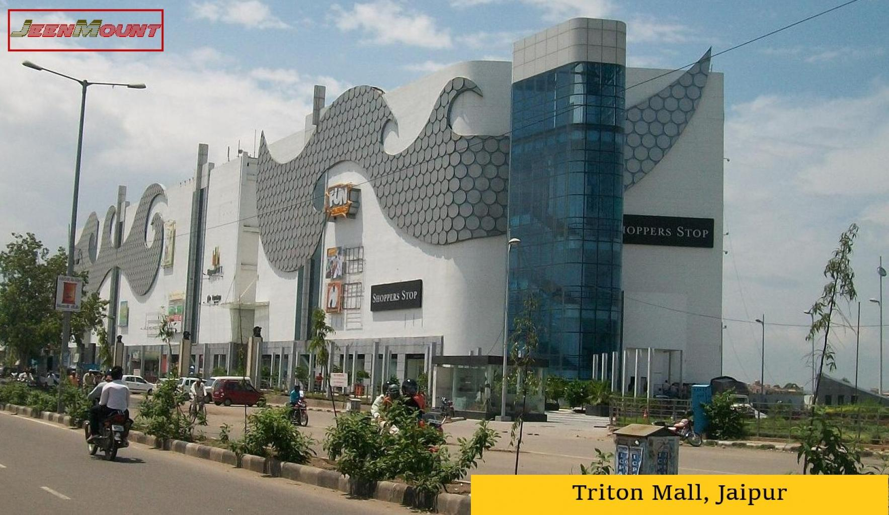 Triton Shopping Mall Jaipur