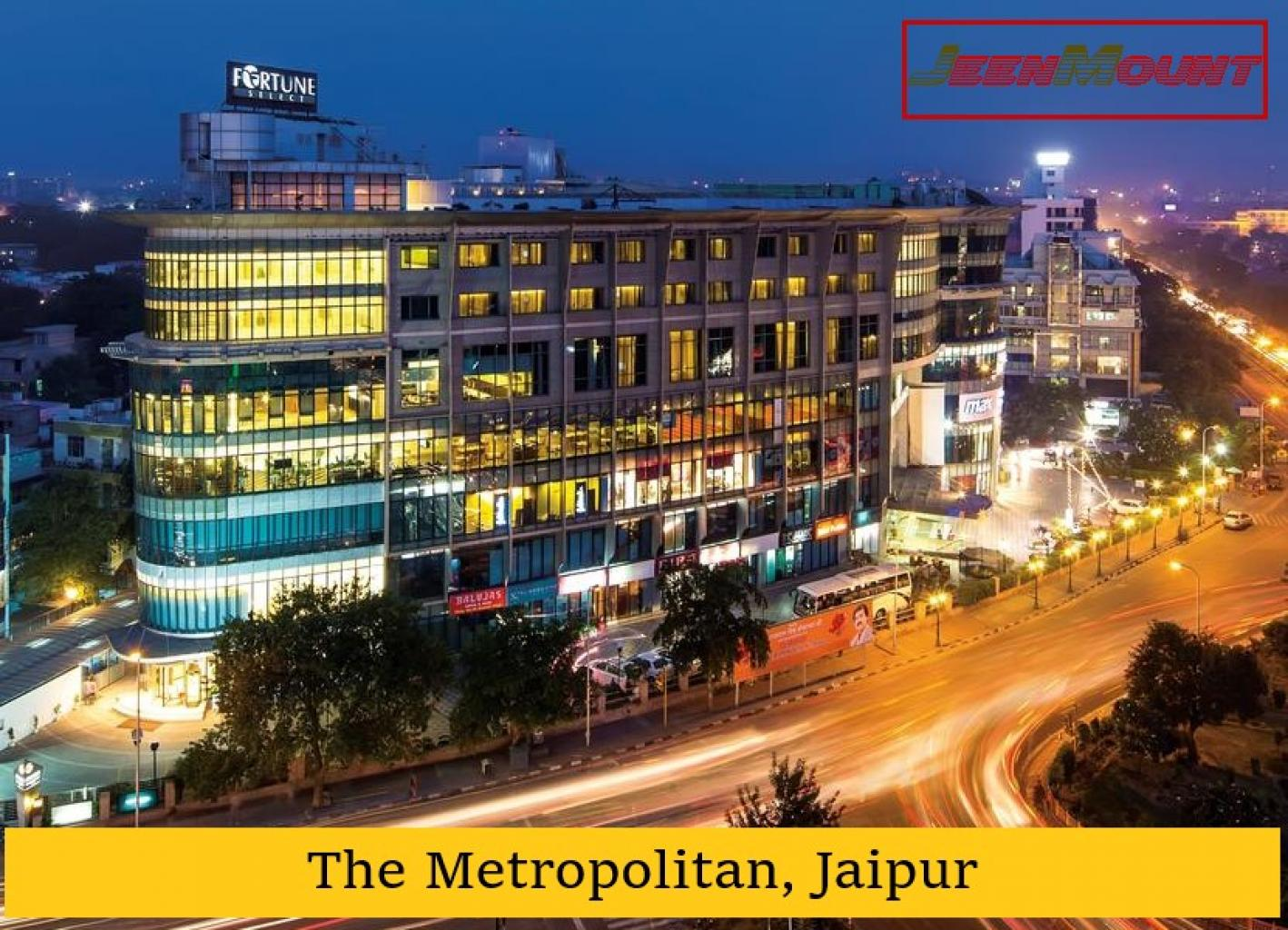 The Metropolitan Shopping Mall Jaipur