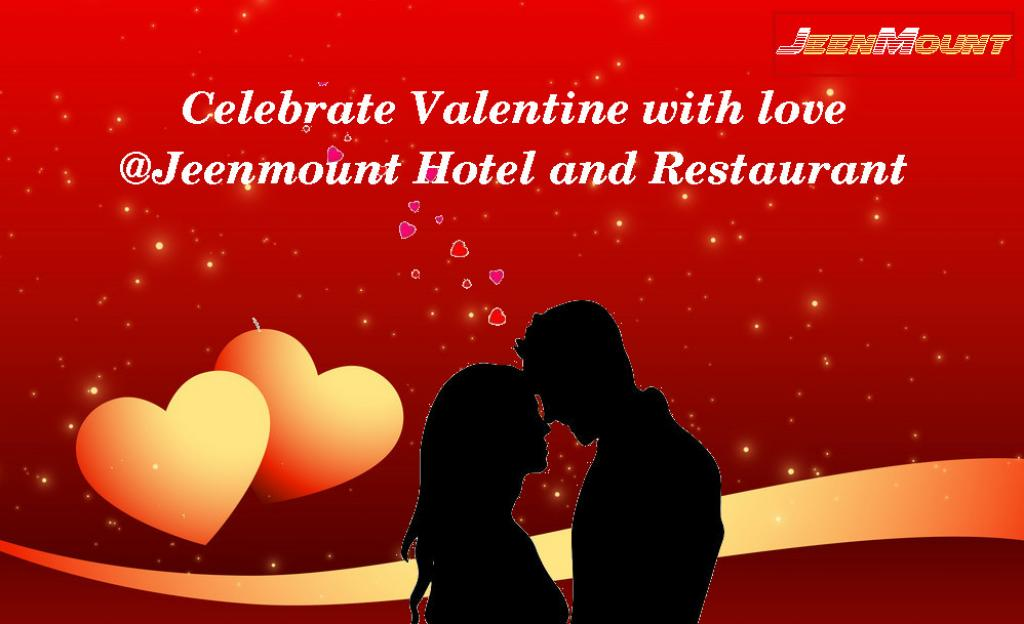 Celebrate Valentine with Love at Jeenmount Hotel & Family Restaurant